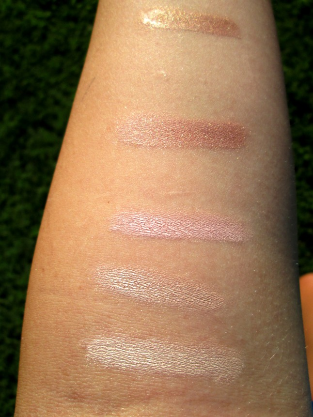 Outdooor Swatches